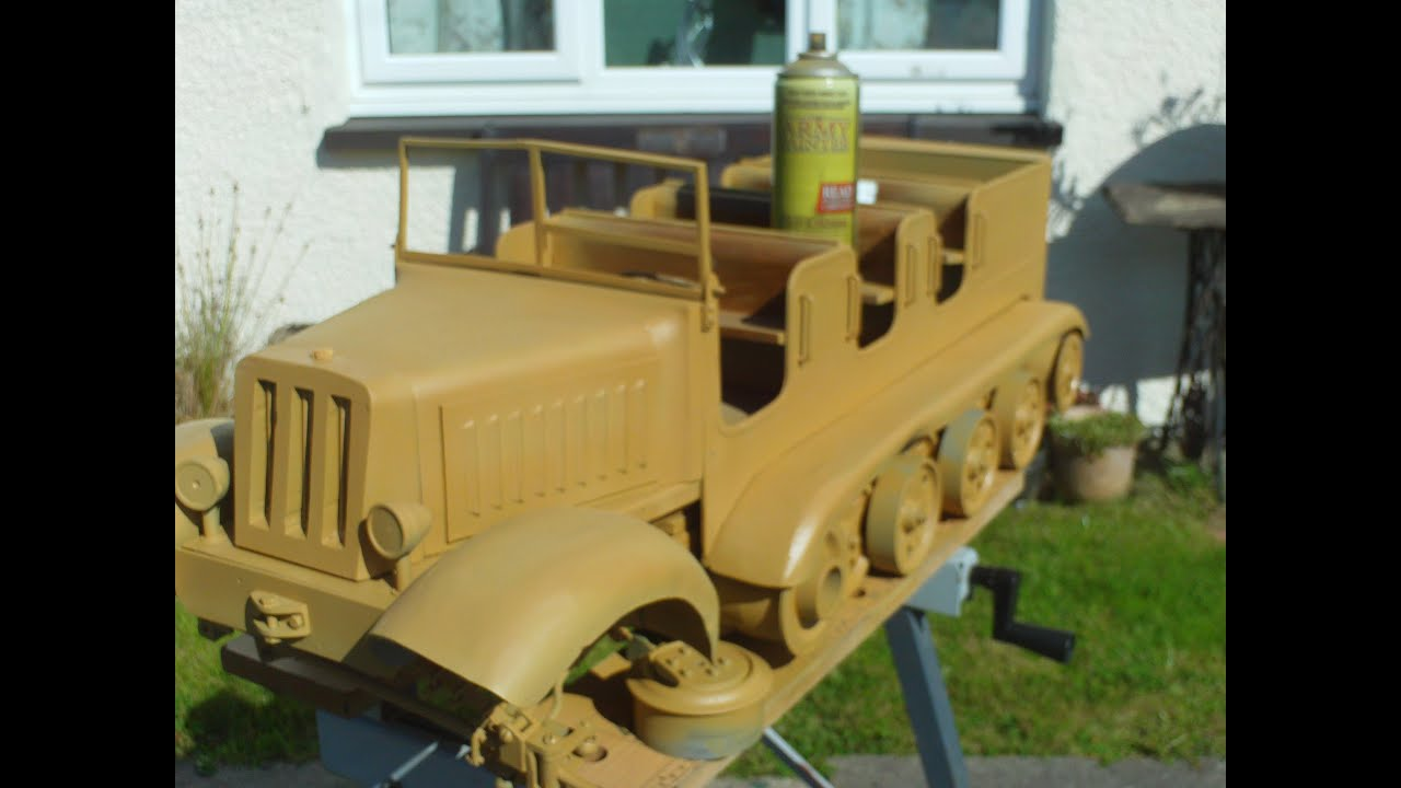 Review army painter colour primer desert yellow ww2 style for How to make yellow paint
