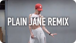 Plain Jane REMIX - A$AP Ferg ft. Nicki Minaj / Hyojin Choi Choreography