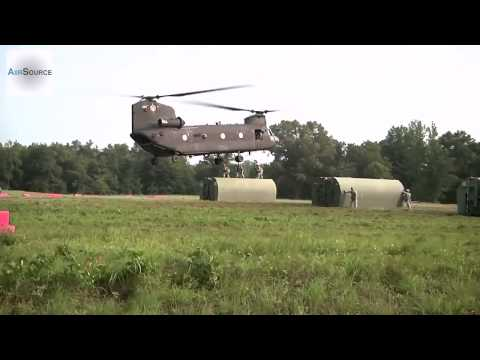 CH-47 Chinook Sling Load Operations