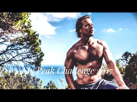 Sam Heughan New Video last shooting in South Africa at Gym
