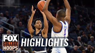 Georgetown vs DePaul   Highlights   FOX COLLEGE HOOPS