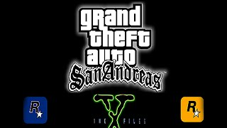 GTA San Andreas X- Files Mod Myths Cleo
