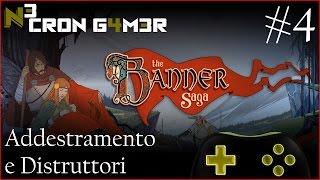 The Banner Saga - Walkthrough  #4 - Addestramento e Distruttori