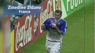 Brazil 2014 Final Draw: Zinedine Zidane