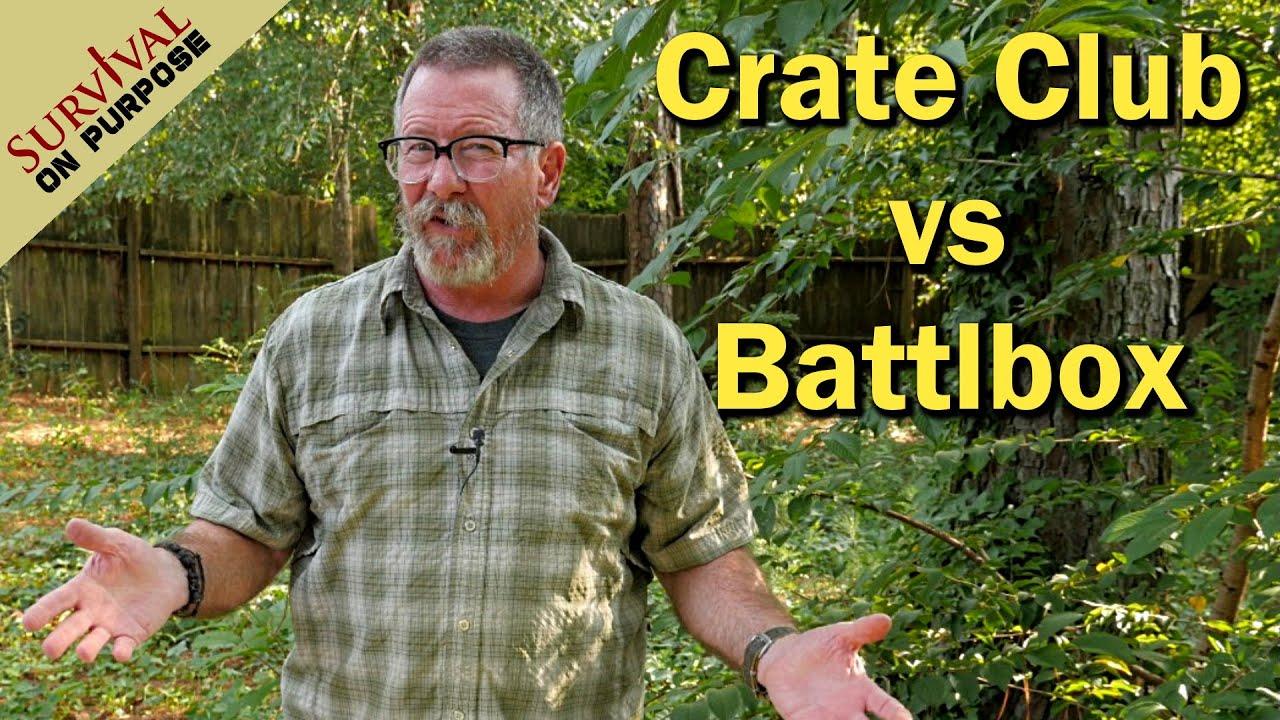 Mystery Box Giveaway! - Battlbox vs Crate Club