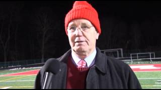11 14 14 Glen Rock vs Lenape Valley Football North 1, Group 2 1st Round