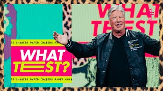 What Test? // The Importance of The Tithe // Paper Chasers // Robert Morris