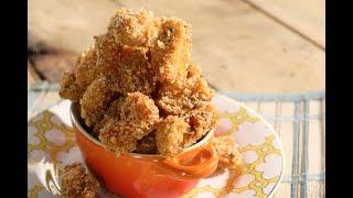 Chicken Popcorn  Monsoon Magic  Sanjeev Kapoor Khazana
