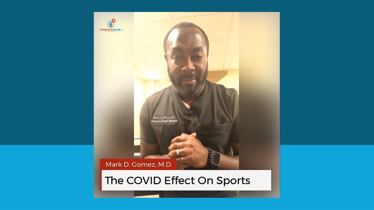 The COVID Effect On Sports
