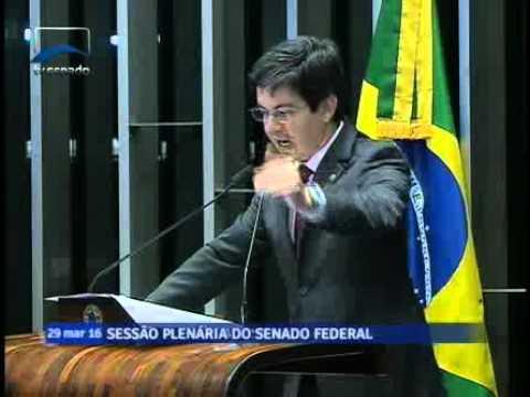 Randolfe Rodrigues Destaca Propostas De Combate à Corrupção Com Apoio Popular