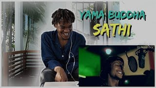 FOREIGN RAPPER REACT TO NEPALI RAP | YAMA BUDDHA- SAATHI [OFFICIAL MUSIC VIDEO]