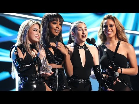 Fifth Harmony Wins Favorite Group At People