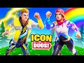 Lachlan x Loserfruit Fortnite Icon Duos!