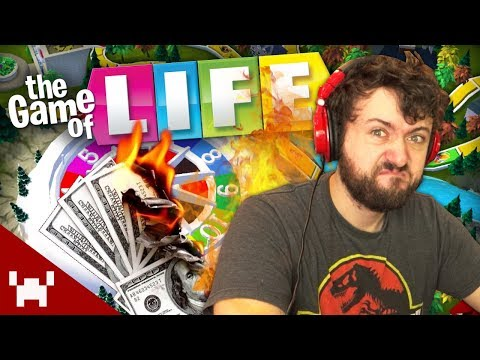 IT'S THE HARD KNOCK LIFE | The Game of Life Online w/ Ze, Ch