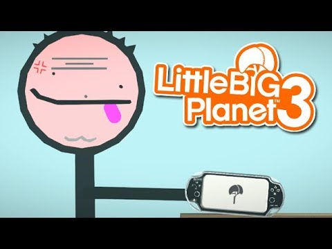 LittleBIGPlanet 3 - The LBP Community in a Nutshell: Part 1-5 [Playstation 4]