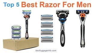 Best Razor For Men | Top 5 Best Safety Shaving Razor For Men Reviews.