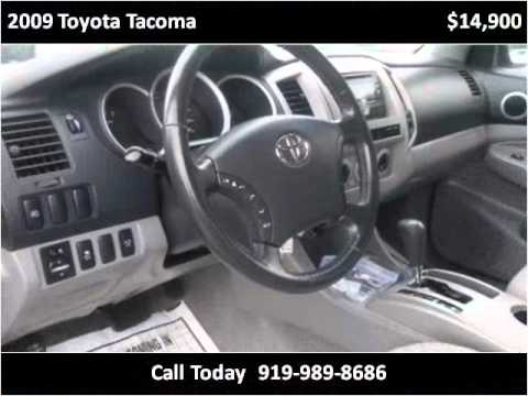 2009 toyota tacoma used cars smithfield nc youtube for Boykin motors smithfield nc