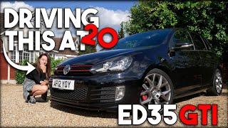 Volkswagen Golf GTI Edition 35 2011 Videos