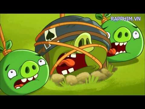Angry Birds Toons (Bầy Chim Nổi Giận) 2013 Vol 1 - Tập 03 [khanhmovies2 HD]