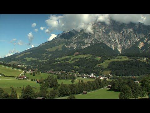 """SALZBURG - Teil 3 """"LEOGANG im Salzburger Land"""" ÖSTERREICH - AUSTRIA"""