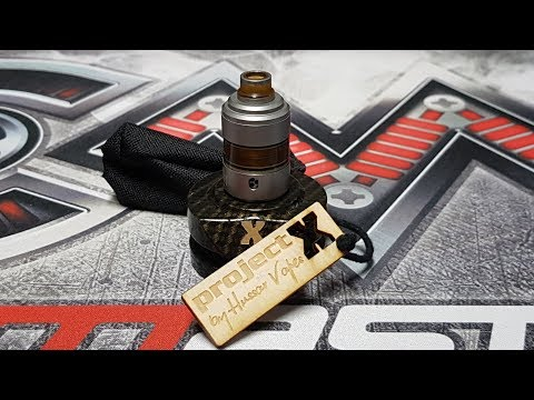 Project X By HUSSAR VAPES - Recensione