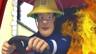 Fireman Sam US 🌟Ride-a-long with Sam! 🔥New Episodes 🔥Fireman's Big Rescues 🌟Kids Cartoons