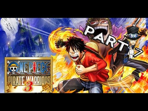 One Piece Pirate Warrior's 3 Part 6 | TONY TONY CHOPPER |