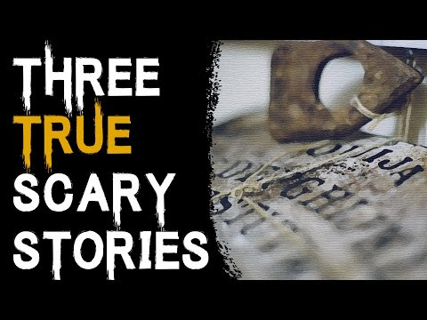 3 TRUE SCARY SUBSCRIBER STORIES - Sleep...
