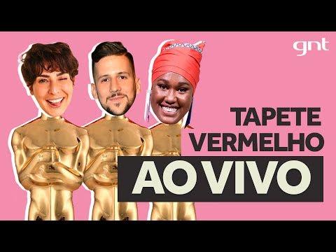 ???? AO VIVO: Tapete Vermelho da maior premiação do cinema com Caio Braz, Fe Paes Leme e Luana Xavie