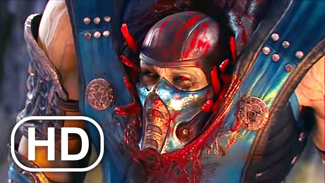 Download Scorpion Vs Sub Zero Fight Scene 4K ULTRA HD - Mortal Kombat