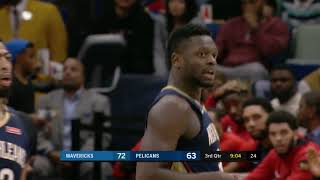 Julius Randle Bringing his Power in the Post to the Knicks this Season | 2019 NBA Highlights