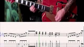 Stray Cats - Stray Cat Strut guitar tab