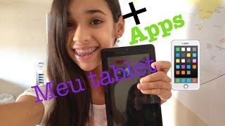 Meu Tablet + apps