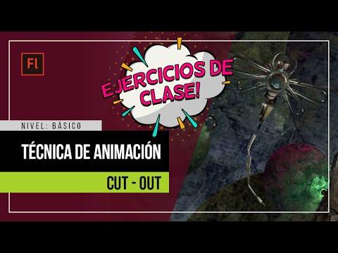 "¡ejercicios-de-clase!---técnica-de-animación:-cut-out---""la-libélula"""