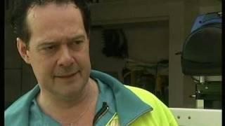 29428 Regionale Ambulance Dienst Hollands Midden - Katwijk, Valkenburg 2005 - lokale omroep VLOK TV