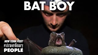 Bat-crazed guy spends more time with bats than his wife | New York Post