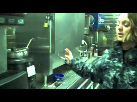 USS Porter answers a question about the living quarters onboard