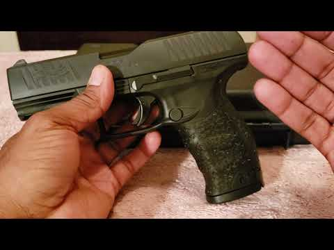 Walther PPQ 45acp M2 Shooting Review
