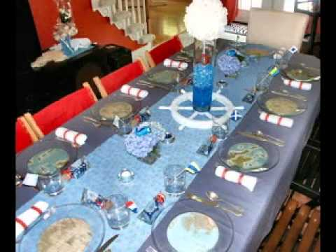 Nautical Baby Shower Decorating Ideas