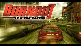 Burnout Legends Gameplay (PSP)