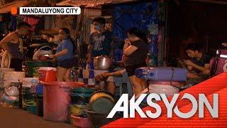 Ilang lugar sa Mandaluyong, nakaranas ng water interruption