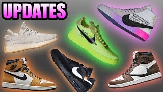 Off White SERENA WILLIAMS BLAZER Release Date | Yeezy 350 V2 SESAME Release Date | Sneaker Updates 9