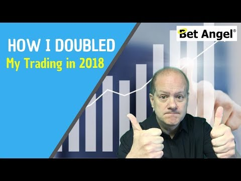 How I Doubled My Betfair Trading In 2018 - Peter Webb
