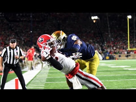 The Best of College Football 2017-18 | Week 2 ᴴᴰ