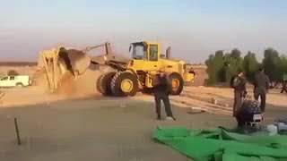 Israël a démoli le village palestinien de Al Araqib du du Naqab hier matin pour la 120 ème fois
