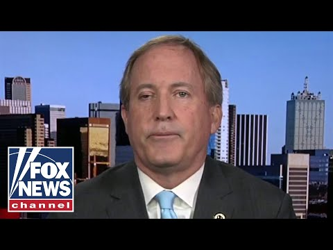 Texas AG: Biden is 'out of control,' 'overstepping his constitutional authority'