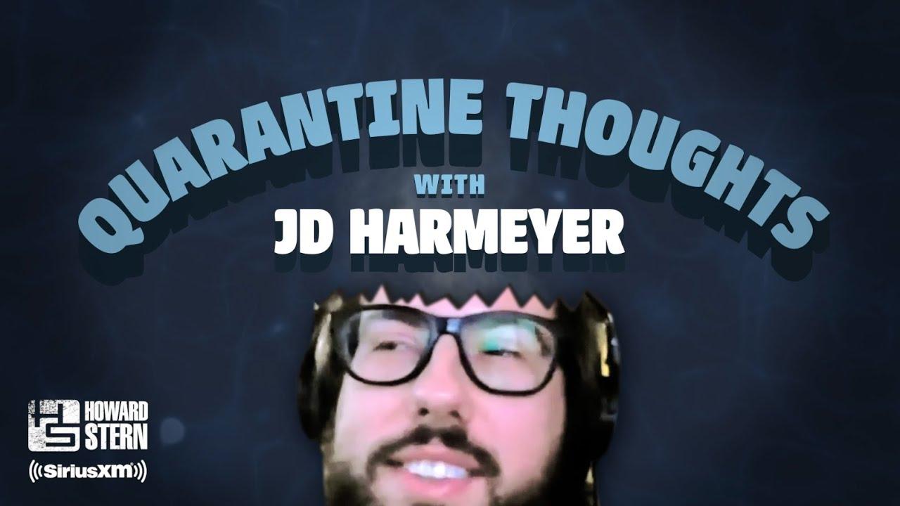 Howard 🐈 jd show on stern JD Harmeyer
