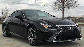 Lexus Rc 200t F Sport 2016 Videos