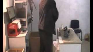 """Прием товара от """"Омега Автопоставка"""" с сканером ШК"""
