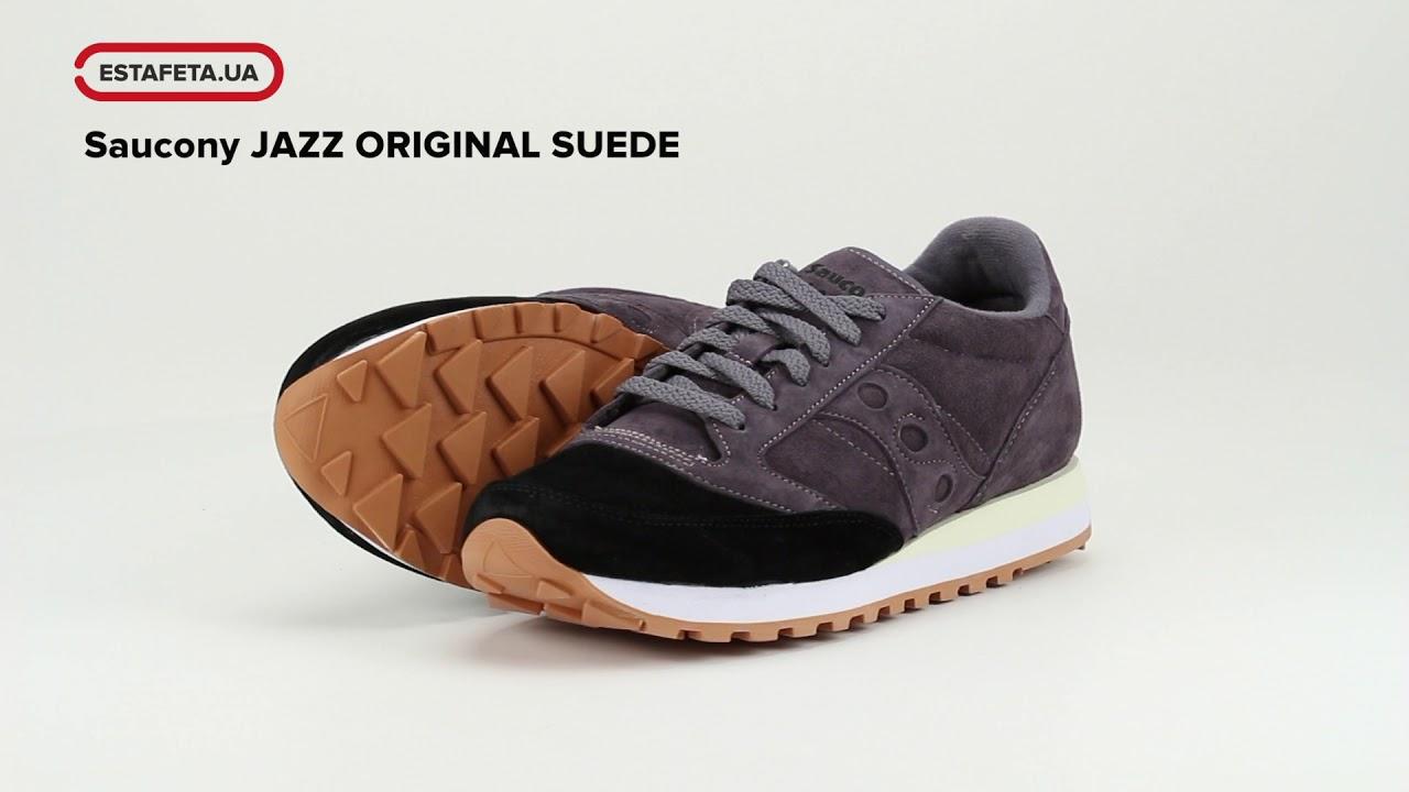 Saucony JAZZ ORIGINAL SUEDE 70418-1S